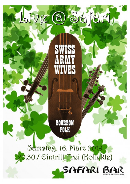 Swiss Army Wives I